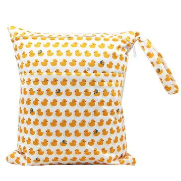 おむつポーチ おむつバッグ 防水バッグ オムツ収納 軽量 お出かけ 赤ちゃん用品