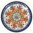 【ポーランド陶器・食器】平皿 プレートS 17cmマニュファクトゥラ社 T130-ALC3