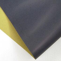 ラッピング紺の包装紙