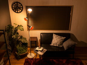 【送料無料】間接照明寝室おしゃれフロアライトビークフロア[BEAKFLOOR]BBF-029ボーベル【スタンドライトフロアランプフロアスタンド癒やし寝室照明器具照明かわいい北欧ナチュラルテイスト新生活】【インテリア】