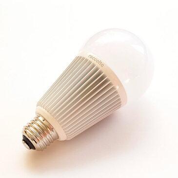 【調光調色 スリープ機能付】 リモコンLED電球 ラコルト E26 raccolto 740-810lm  調光 調色 調光式 26mm 26口金 昼光色 電球色 口金 led 9.0w リモコン 後付け 汎用 シーリングライト 遠隔操作 照明器具 led照明 LED電球 ライトをリモコン付き照明に リモコン化 60w相当