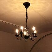 【送料無料】シャンデリア 5灯 Butler[バトラー]BeauBelle[ボーベル]シーリングライト 天井照明 照明器具 ダイニング用 食卓用 リビング用 居間用 アンティーク led シンプル おしゃれ かわいい|小型 ミニシャンデリア 玄関 電気 ライト オシャレ照明