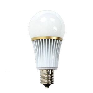 LED電球 E17 光の広がるタイプ 電球色 昼白色 led電球 led 広角ビーム クリプトン 口金 電球 17...