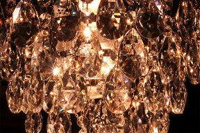 【送料無料】【1灯LED対応のおしゃれなペンダントライト】シャンデリアレディーン[LEDEEN]ボーベル[BeauBelle]BBP-053【ペンダントランプダイニング用食卓用リビング用居間用吊天井照明お洒落照明キッチンLEDアンティーク姫系かわいい】★【シャンデリア】