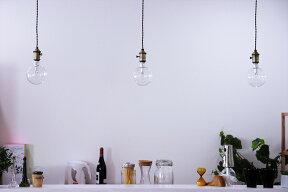 ペンダントライト1灯ロキシン[Roxin]BBP-059ボーベル[beaubelle]【ペンダントランプスポットライト照明天井照明インテリア照明LED対応ダイニング北欧テイストレトロアンティークおしゃれ照明器具新生活】★