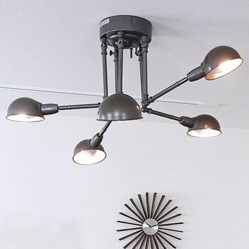リモコンシーリングライト 5灯 タランチュラ[Taramtula]BBR-017 ボーベル[BeauBelle]...