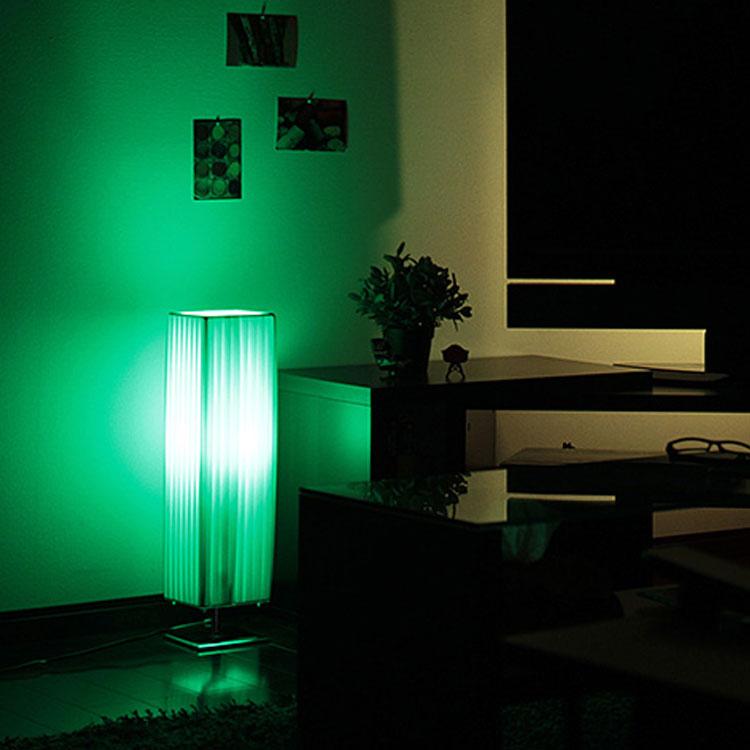 【送料無料・ポイント2倍】リモコン付きLED照明フロアライトPULECTminiCOCKTAIL(