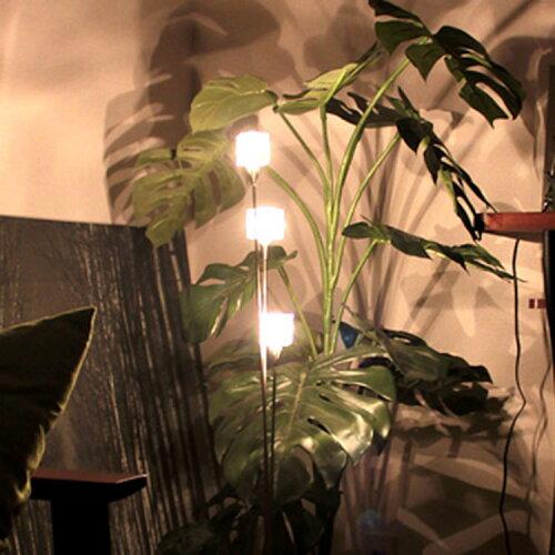 間接照明 フロアスタンド照明 ハロゲンフロアンプ スターキューブ KL-20011 フロアー...