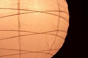 和風照明和室和紙提灯・クロス[ちょうちんくろすw300]ペンダントライト1灯ボールタイプ【和モダンアジアンインテリア照明天井照明間接照明リビング用和風ライトLED対応6畳用送料無料ポイント倍