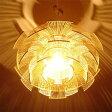 【送料無料】照明作家 谷俊幸 ほこれ 誇れ[HOKORE]1灯 ペンダントライト|照明 天井照明 間接照明 デザイナーズ 寝室 リビング用 居間用 和室 LED電球 ペンダント 6畳用 アレキサンドロス インテリア ベッドルーム 照明器具 オシャレ照明 おしゃれ ライト