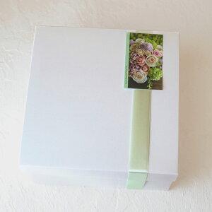 誕生日プレゼント女性季節の花でおまかせアレンジメント開店オープン結婚記念日お祝いフラワーお見舞い退職送別花ピンクフラワーケーキ