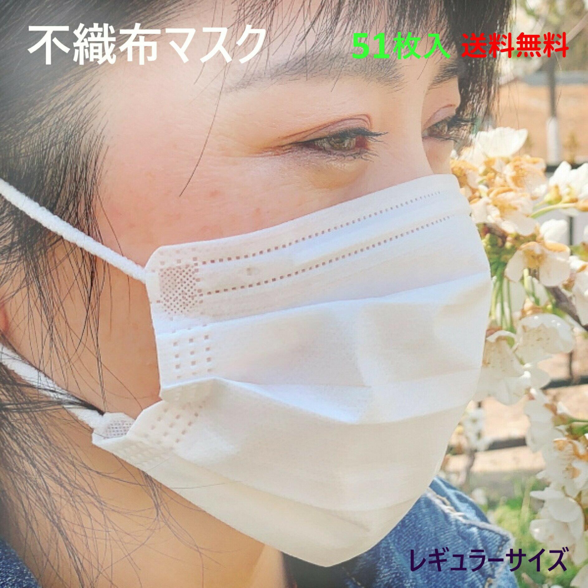 衛生マスク・フェイスシールド, 大人用マスク 2,000OFF 51 3 mask-fu