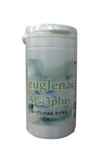 エスジィユーグレナAG3plus100粒ユーグレナ+コラーゲン老化予防