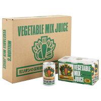 ミリオンの国産緑黄色野菜ジュース 160g (30本セット)
