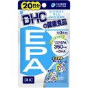 DHC EPA 20日分 60粒【DHC】【4511413404287】【栄養機能食品】