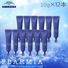 ミルボン プラーミア エナジメントエフェクト 10g×12本 [やわらかい髪 髪の1本にまでハリ...