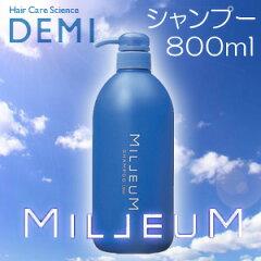 デミ ミレアム ヘアケア シャンプー 800ml弱酸性で低刺激手肌にやさしい!アトピーにもOKdemi ...