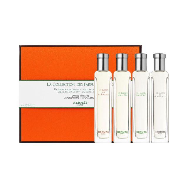 HERMES perfume set HERMES 4