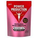 パワープロダクション マックスロード ホエイプロテイン(ストロベリー味) #G76010 1.0kg