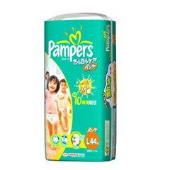 後払い・コンビニ払いOK!P&Gパンパース さらさらケアパンツ Lサイズ 44枚入り 【P&G: ベビー...