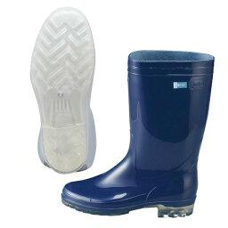 【アキレス】 アキレス 長靴 タフテックホワイト62(透明底) ブル— 25.5cm 【キッチン用品:業務用器具:長靴・白衣】【アキレス 長靴 タフテックホワイト62(透明底) ブルー】