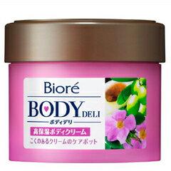 ビオレボディデリ ローズポット 220g 【花王: 化粧品・コスメ ボディケア】