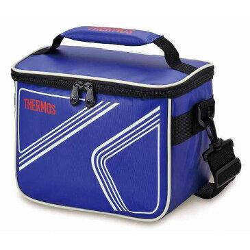 【サーモス】 ソフトクーラ— 5.0L 保冷対応 クーラーバッグ REI005 [カラー:ブルー] [容量:5L] #REI-005-BL 【スポーツ・アウトドア:その他雑貨】