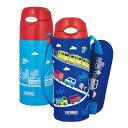 【サーモス】 真空断熱ストローボトル FHL401F [カラー:ブルー] [容量:400ml] #FHL-401F-BL 【スポーツ・アウトドア:アウトドア:水筒・ボトル】