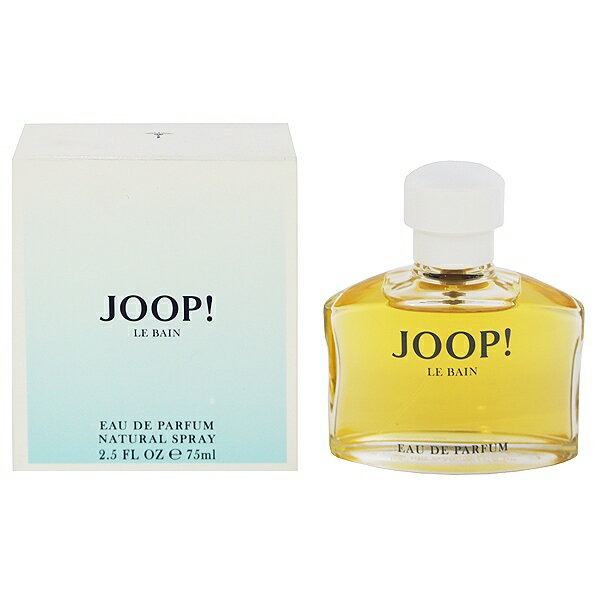 美容・コスメ・香水, 香水・フレグランス 4000off 527 9:59 () EDPSP 75ml JOOP JOOP! LE BAIN EAU DE PARFUM SPRAY