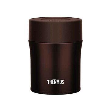 【サーモス】 真空断熱スープジャ— JBM502 [容量:500ml] [カラー:チョコ] #JBM-502-CHO 【キッチン用品:お弁当グッズ:お弁当箱:保温機能付き】