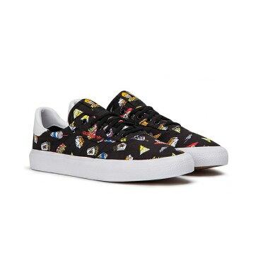 【アディダス】 アディダス スケートボーディング 3MC x ビーバス & バットヘッド [サイズ:27cm(US9)] [カラー:コアブラック×ホワイト] #BD7861 【靴:メンズ靴:スニーカー】【BD7861】