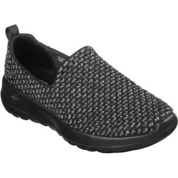 【スケッチャーズ】 GOWALK JOY SOOTHE レディース [サイズ:25.5cm] [カラー:ブラック] #15616-BBK 【靴:レディース靴:スリッポン】