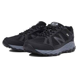 【ニューバランス】 MW1350W メンズ トレイルウォーキング [サイズ:27.5cm(4E)] [カラー:ブラック] #MW1350WL 【スポーツ・アウトドア:登山・トレッキング:靴・ブーツ】
