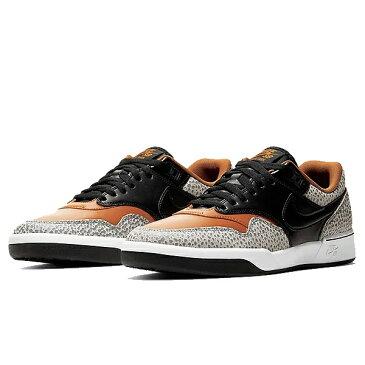 【ナイキ】 ナイキ SB GTS リターン プレミアム [サイズ:26.5cm(US8.5)] [カラー:コブルストーン×モナーク×ブラック×ブラック] #CV6283-001 【靴:メンズ靴:スニーカー】【CV6283-001】