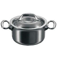 【デバイヤ—】デバイヤ—アフィニティミニシチューパン(蓋付)3742-12cm【キッチン用品:調理用具・器具:鍋蓋:~20cm】【アフィニティ】