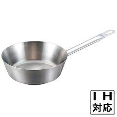【パデルノ】パデルノテーパーパン1112-20cm電磁【キッチン用品:調理用具・器具:片手鍋:~20cm:IH対応】