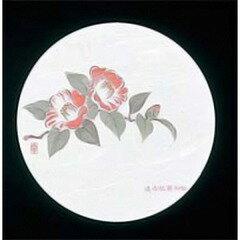 【遊-ZEN】 和風コースタ— 四季 丸型(50枚入) WCO-M9 椿 【キッチン用品:雑貨:コースター:紙製】【和風コースター 四季 丸型(50枚入)】