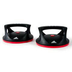 【アディダス】 スイベルプッシュアップバ— #ADAC-11401 【スポーツ・アウトドア:フィットネス・トレーニング:スポーツ器具】