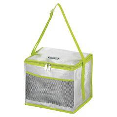 【キャプテンスタッグ】 セジール ソフトクーラーバッグ 15L [カラー:グリーン] #M-2967 【スポーツ・アウトドア:スポーツ・アウトドア雑貨】