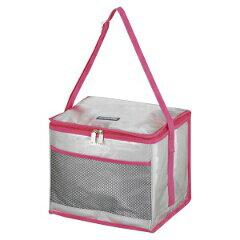 【キャプテンスタッグ】 セジール ソフトクーラーバッグ 15L [カラー:ピンク] #M-2970 【スポーツ・アウトドア:スポーツ・アウトドア雑貨】