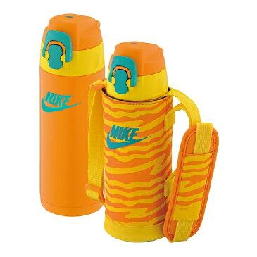 【ナイキ】 サーモス ハイドレーションボトル 0.5L(ショルダーストラップ付) [カラー:オレンジ(OR)] [容量:500ml] #FFB-500FN 【スポーツ・アウトドア:その他雑貨】