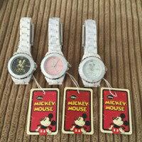 ハイブリッドセラミックミッキー時計【MICKEYMOUSEファッション時計腕時計ミッキーマウス】