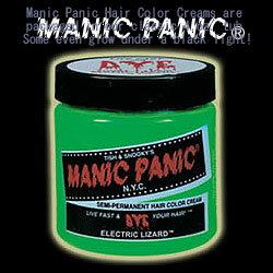 鮮やかな発色が特徴のファッションヘアカラー マニックパニック ヘアカラー MC11029 ネオン...