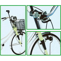 【送料無料】さすべえPART-3普通自転車用※自転車のハンドルに傘を固定【RCP】02P12Oct14【楽天お買い物マラソン201410】【連動ポイント2倍対象店舗】