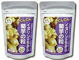 【2個セット】エヴァウェイ イヌリンのちから 菊芋の粒 (180粒)×2個 【クリックポスト等で送料無料3】