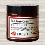 【BSP】【送料無料】 フレッシュ ティートリークリーム 60g