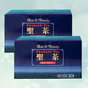 【BSP】【送料無料】【2箱】十種類のハーブをブレンド! 聖茶ルバーブティー
