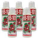 【5本まとめ買い】フローラ 植物活力液 HB-101 100cc 5個 ...