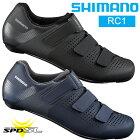 シマノRC1SH-RC100SPD-SLシューズビンディングシューズ自転車ロードシューズロードバイクSHIMANOブラックイエローネイビー