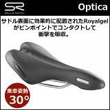 SELLE ROYAL(セラロイヤル) Optica アスレチック(30°) ユニセックス(54B0UR3A091N1) 自転車 サドル